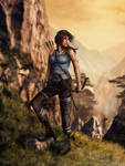 Lara Croft - Tomb Raider Reborn