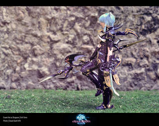 FFXIV Dragoon Cosplay - Esumi Aoi