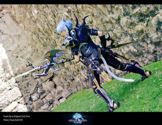 FFXIV Dragoon Cosplay Esumi Aoi 3 by Evil-Siren