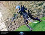 FFXIV Dragoon Cosplay Esumi Aoi 3