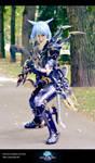 FFXIV Dragoon Cosplay Esumi Aoi 8