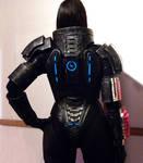 Commander Shepard Cosplay  Work in Progress