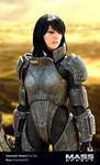 Commander Shepard (femshep) Mass Effect Cosplay 02