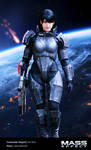 Commander Shepard (femshep) Mass Effect Cosplay 03