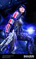 Commander Shepard (femshep) Mass Effect Cosplay 04