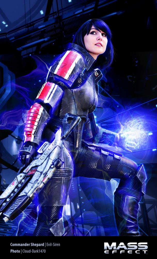 Commander Shepard (femshep) Mass Effect Cosplay 04 by Evil-Siren