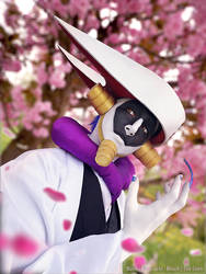 Mayuri Kurotsuchi Bleach Cosplay Evil-Siren by Evil-Siren