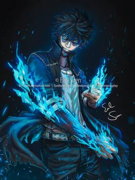 Dabi Boku no Hero Academia - Evil Siren