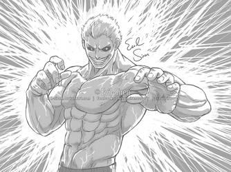 Kure Raian Kengan Omega - Evil-Siren