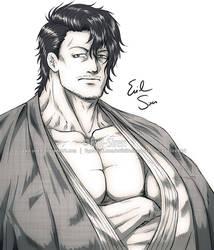 Arashiyama Jurota Kengan Omega - Evil-Siren