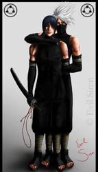 Itachi and Kakashi by Evil-Siren
