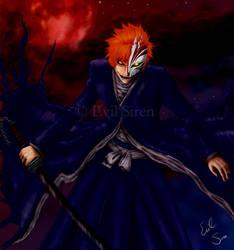 Ichigo Hollow by Evil-Siren