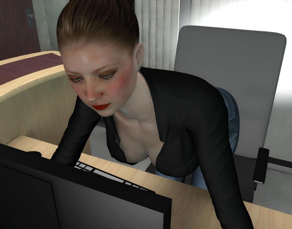 Office Voyeur 79