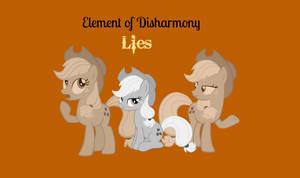 Element of Disharmony: Lies