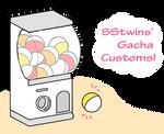 ((OPEN!)) ~ Gacha Customs
