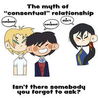 The Myth of Consentual Relationship