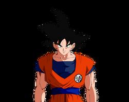Goku by Blade3006