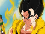 How about Gogeta by Blade3006