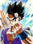 Ultimate Gohan by Blade3006