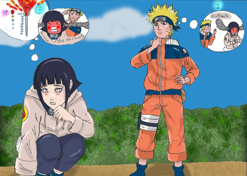 Naruto hinata dating manga