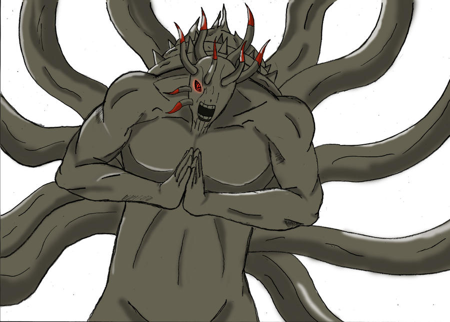 The gallery for --> Naruto Ten Tailed Beast