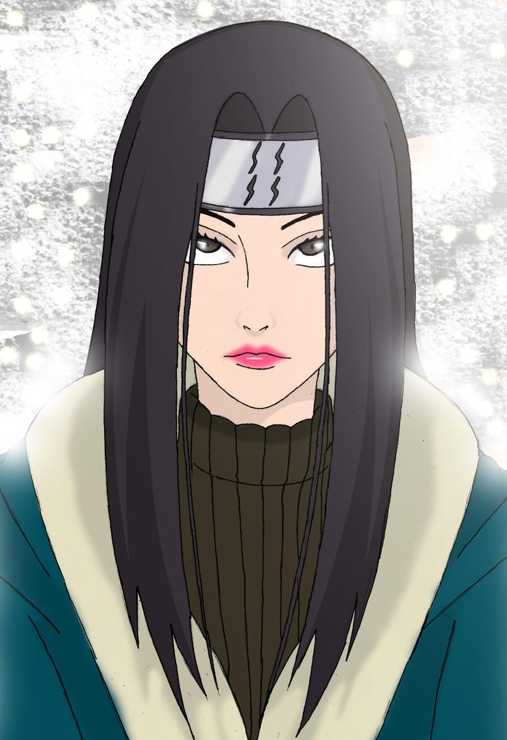 Naruto - Haku by Katong999 on DeviantArt