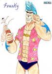 Franky : One Piece