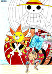 Super Franky : One Piece