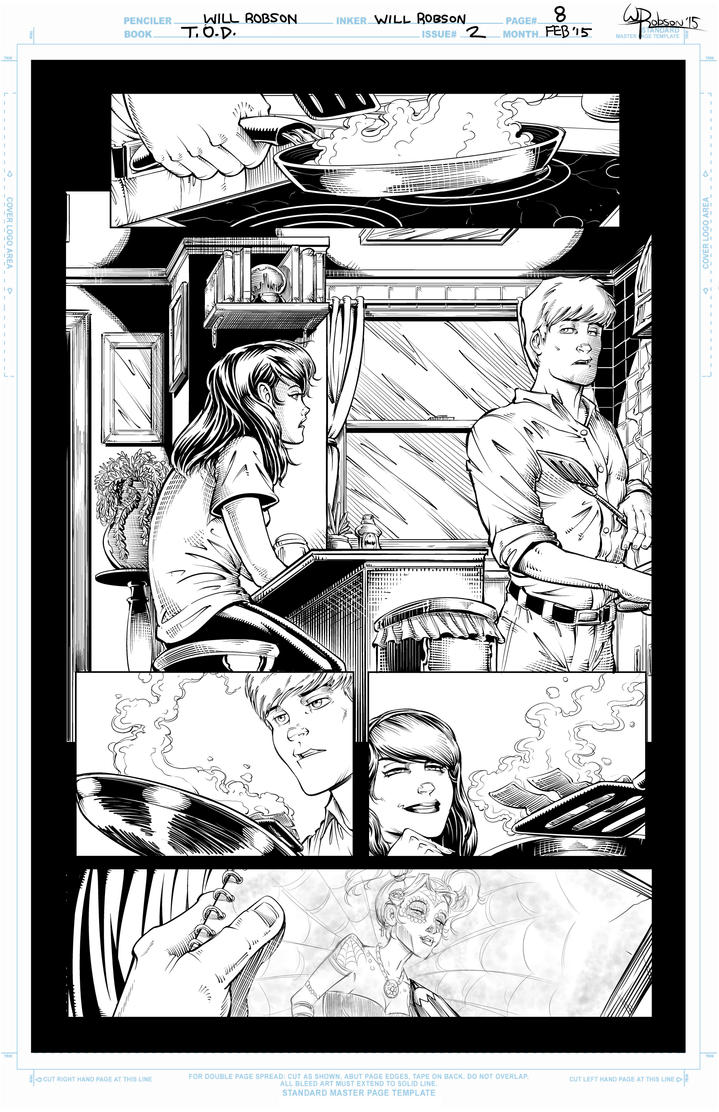 Tod 2 Page 8 by RobsonInk