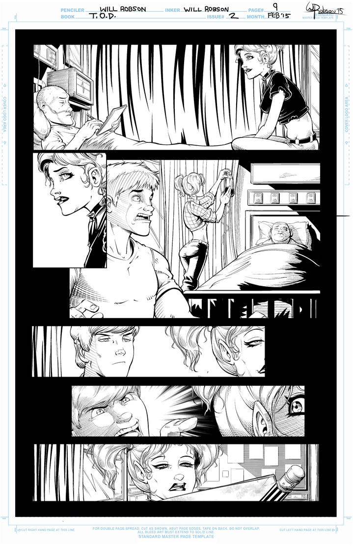 Tod 2 Page 9 by RobsonInk