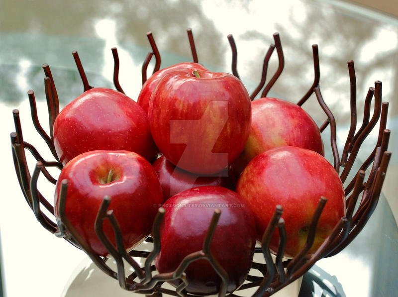 An Apple A Day by photoquilter