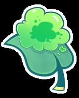 Gummy Goo Leaf (Green) by ChimereonMasterlist
