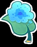 Gummy Goo Leaf (Blue)
