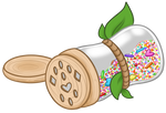 Sprinkle Shaker