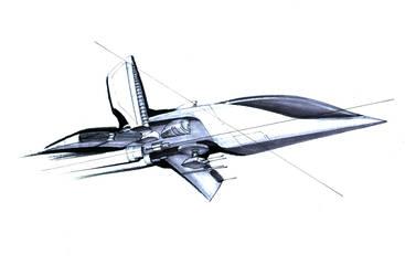 Spaceship by wah431996