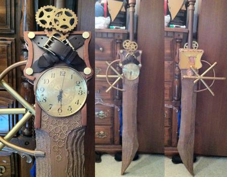 Steampunk Sword Part One