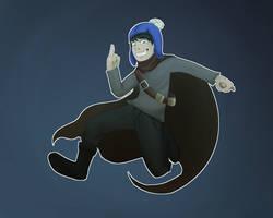 Feldspar the Thief by GizmoBruh