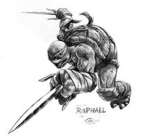 Raph by Gino Descalzi by Dreamgate-Gad