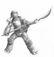 Donatello by Gad
