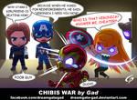 Chibis War by Gad