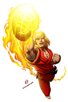 ShoryuKEN by Gad by Dreamgate-Gad