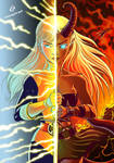 MAGIK GIFT AND CURSE by Gad by Dreamgate-Gad