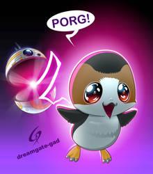 PORGKEMON By Gad by Dreamgate-Gad