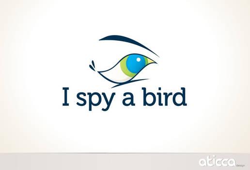 I Spy a Bird logo