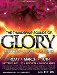 Glory Flyer  Poster Template