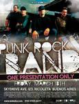 Punk Rock Flyer Template