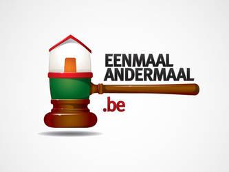 Eenmaall Andermaal logo by AticcaDesign