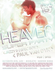 Heaven - Flyer Template by AticcaDesign