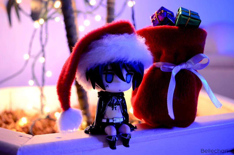 Black Rock Santa by Bellechan