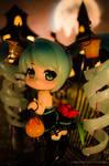 Miku Lamp Halloween